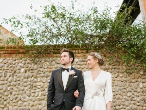 Keeley & Russell's Up themed wedding at Chaucer Barn in Norfolk